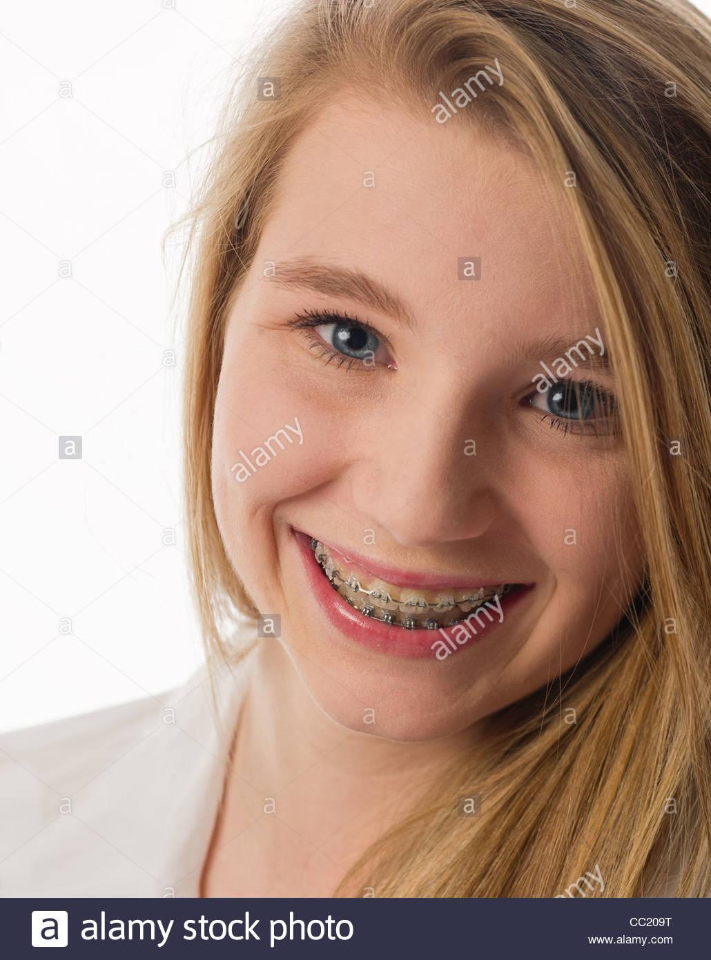 Coño en Adolescentes dientes fotos