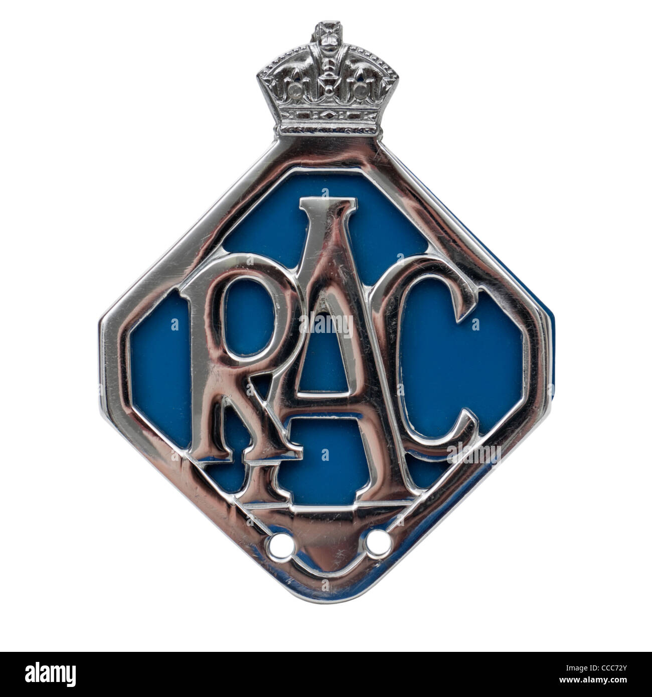 Rac car badge dating
