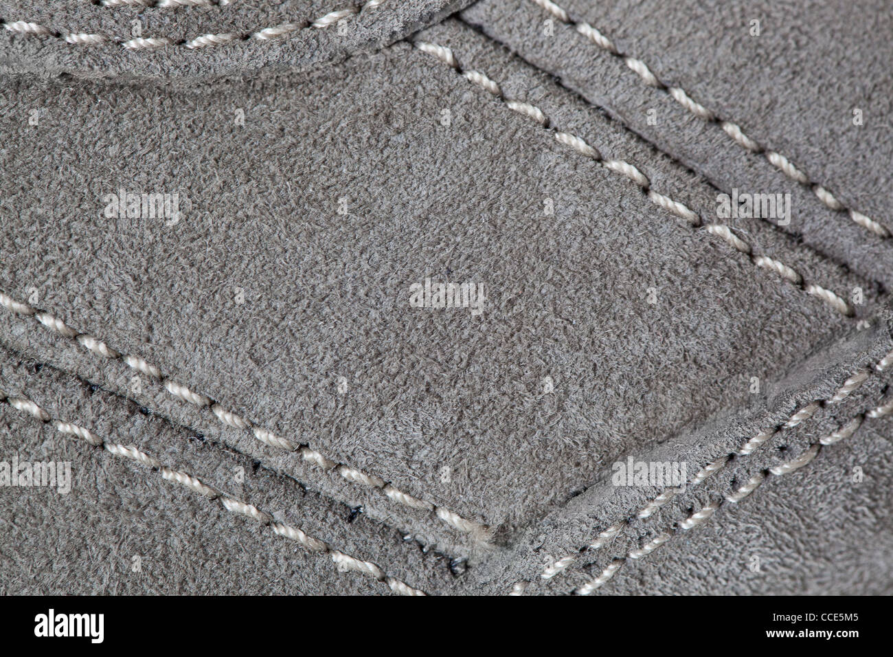 Chamois closeup. Texture or background. - Stock Image