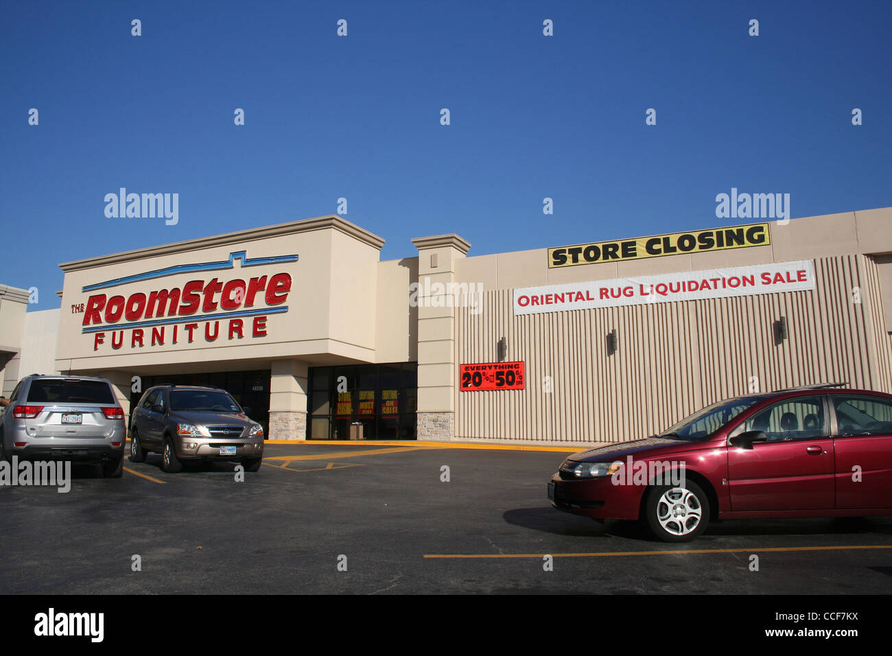 The Roomstore Furniture Store Closing Sale Tyler Tx January