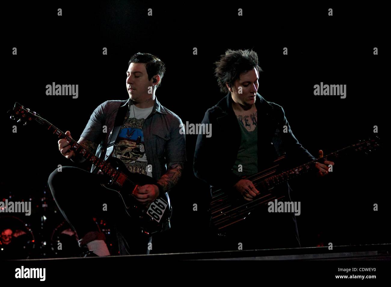 Avenged Sevenfold Tour  United States