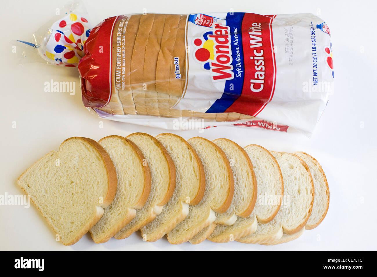 Wonder Bread 20 Oz