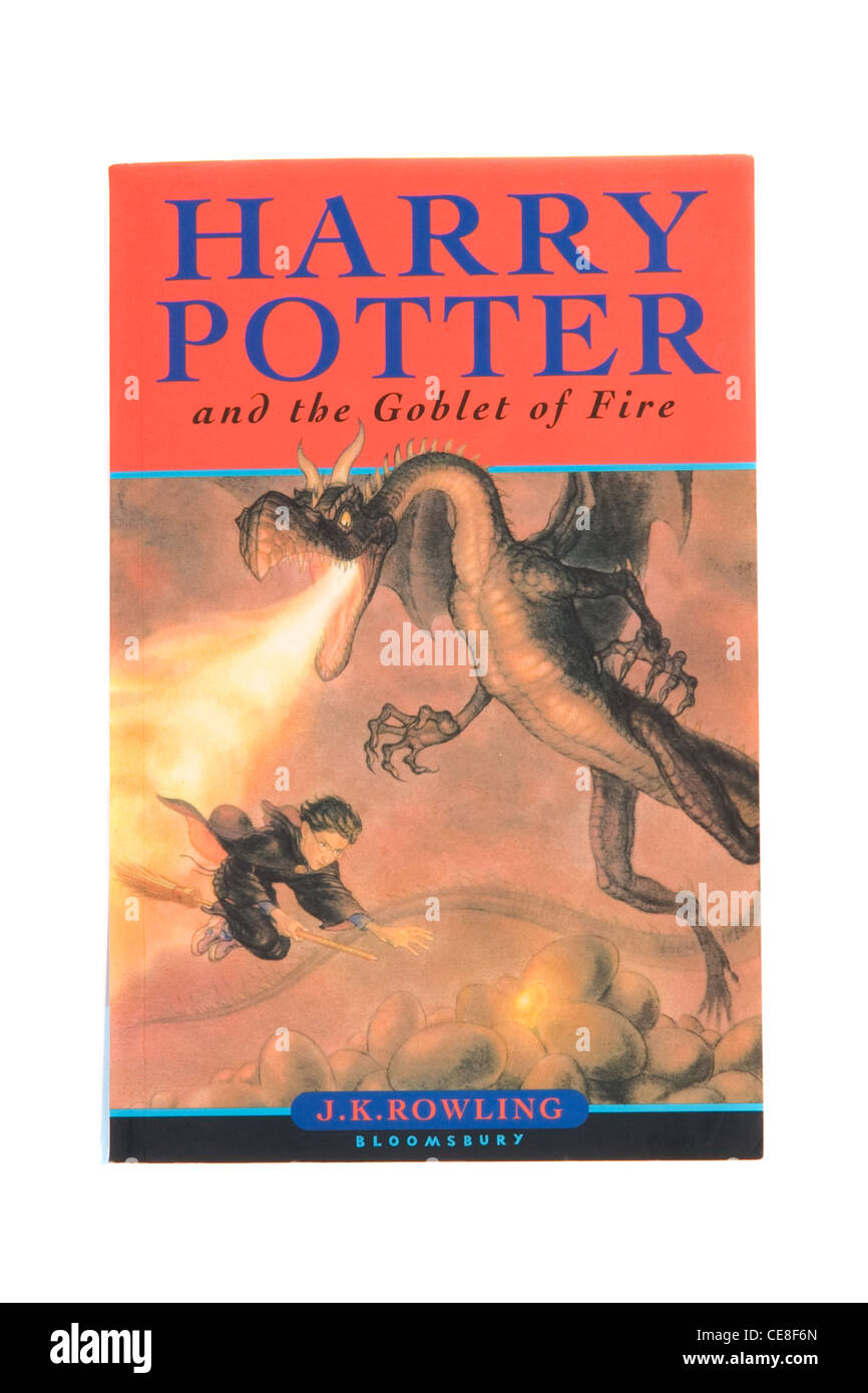 Harry Potter and the Goblet of Fire - Stock Image