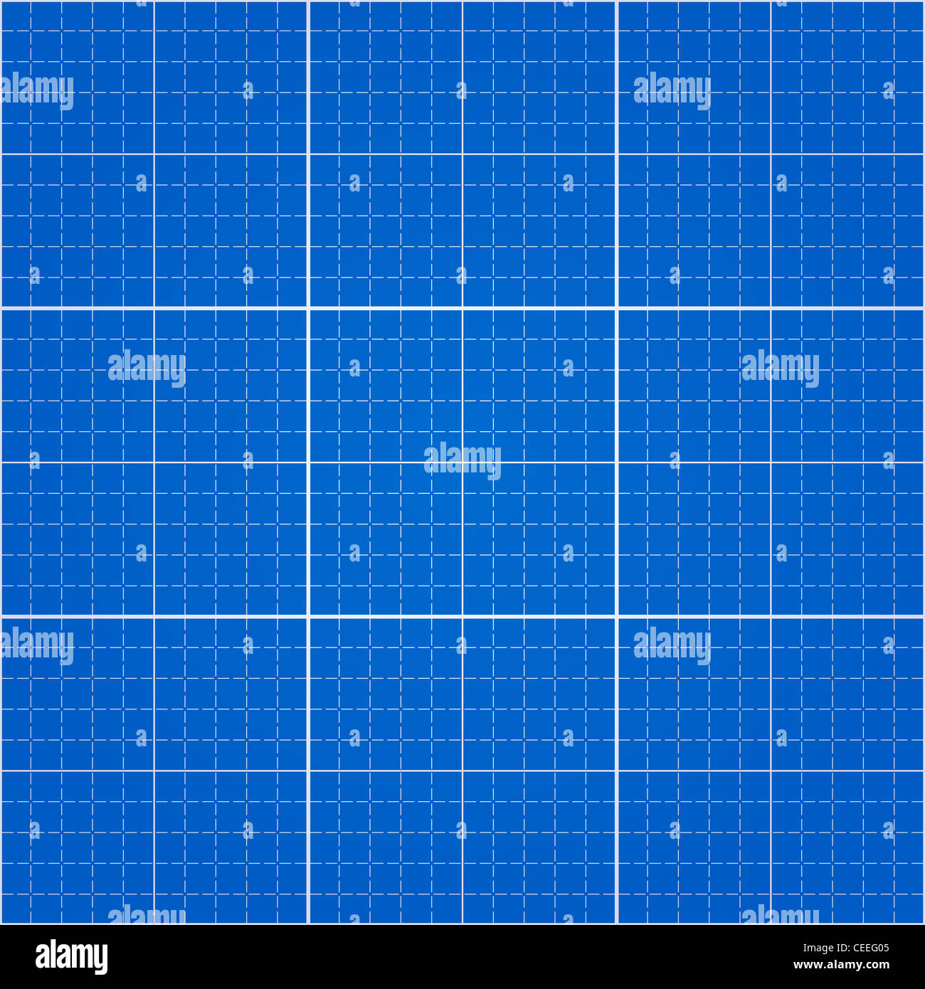 Seamless blueprint background engineering drawing blue paper stock seamless blueprint background engineering drawing blue paper background with pattern swatch in eps file malvernweather Images