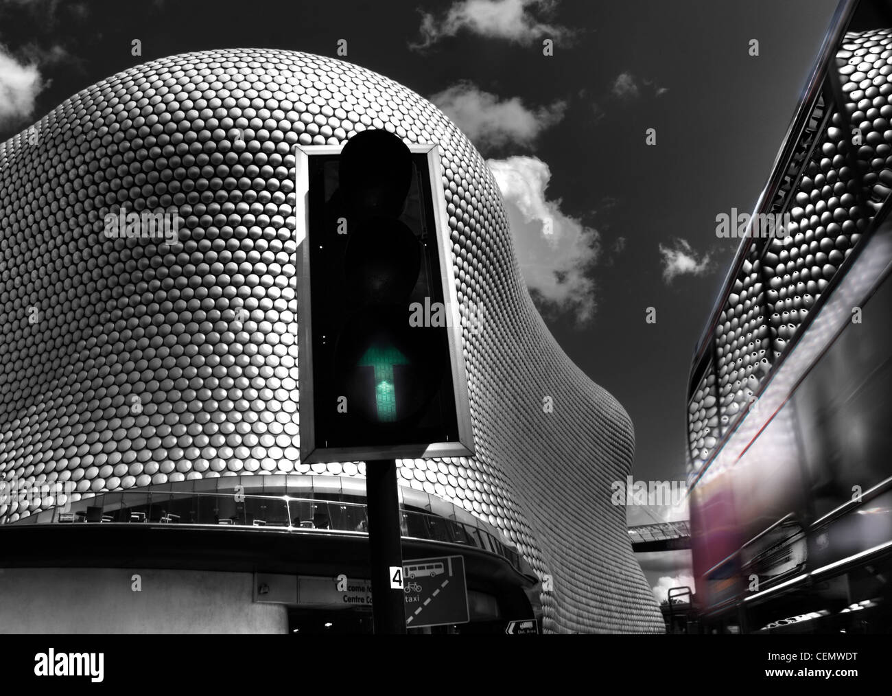 Birmingham,Selfridges,Bullring,with,a,no,50,Bus,passing.,Reflections,in,the,bus,England,englands,second,2nd,city,UK,GB,britain,great,gotonysmith,shopping,dept,store,department,center,centre,green,traffic,light,go,ahead,public,transport,gotonysmith,Buy Pictures of,Buy Images Of
