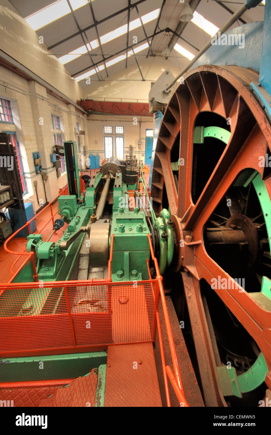 Coal Mine Grant,Ritchie,and,Company,Winding,engine,(largest,in,Scotland),Midlothian,Mining,Museum,UK gotonysmith,gotonysmith,Buy Pictures of,Buy Images Of