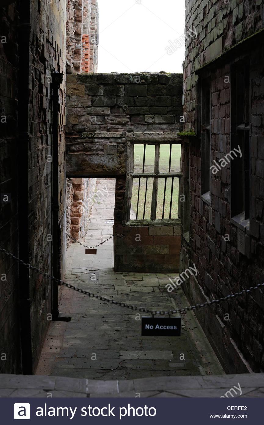 rufford abbey nottinghamshire england uk - Stock Image