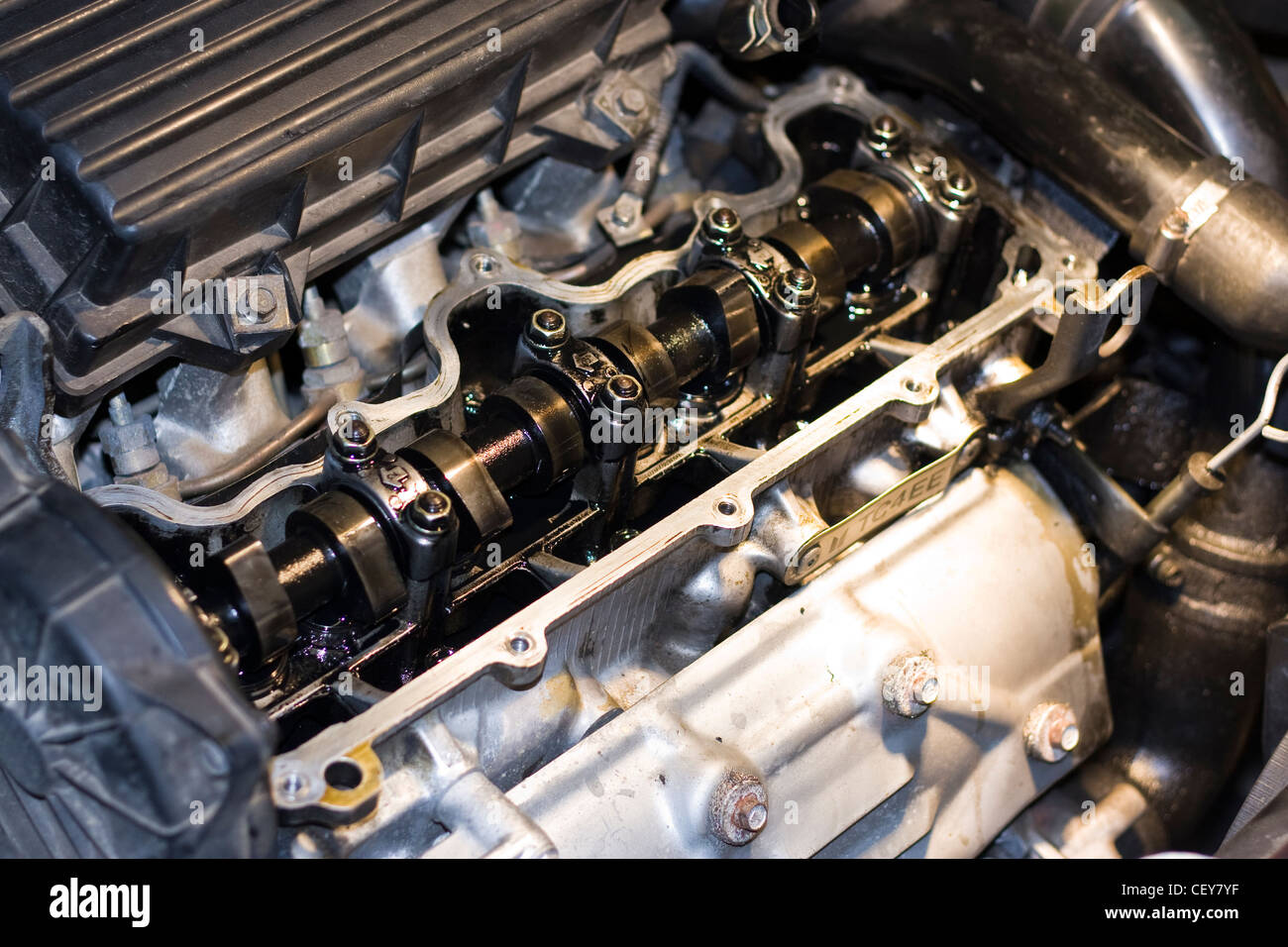 Engine Parts Stock Photos & Engine Parts Stock Images - Alamy