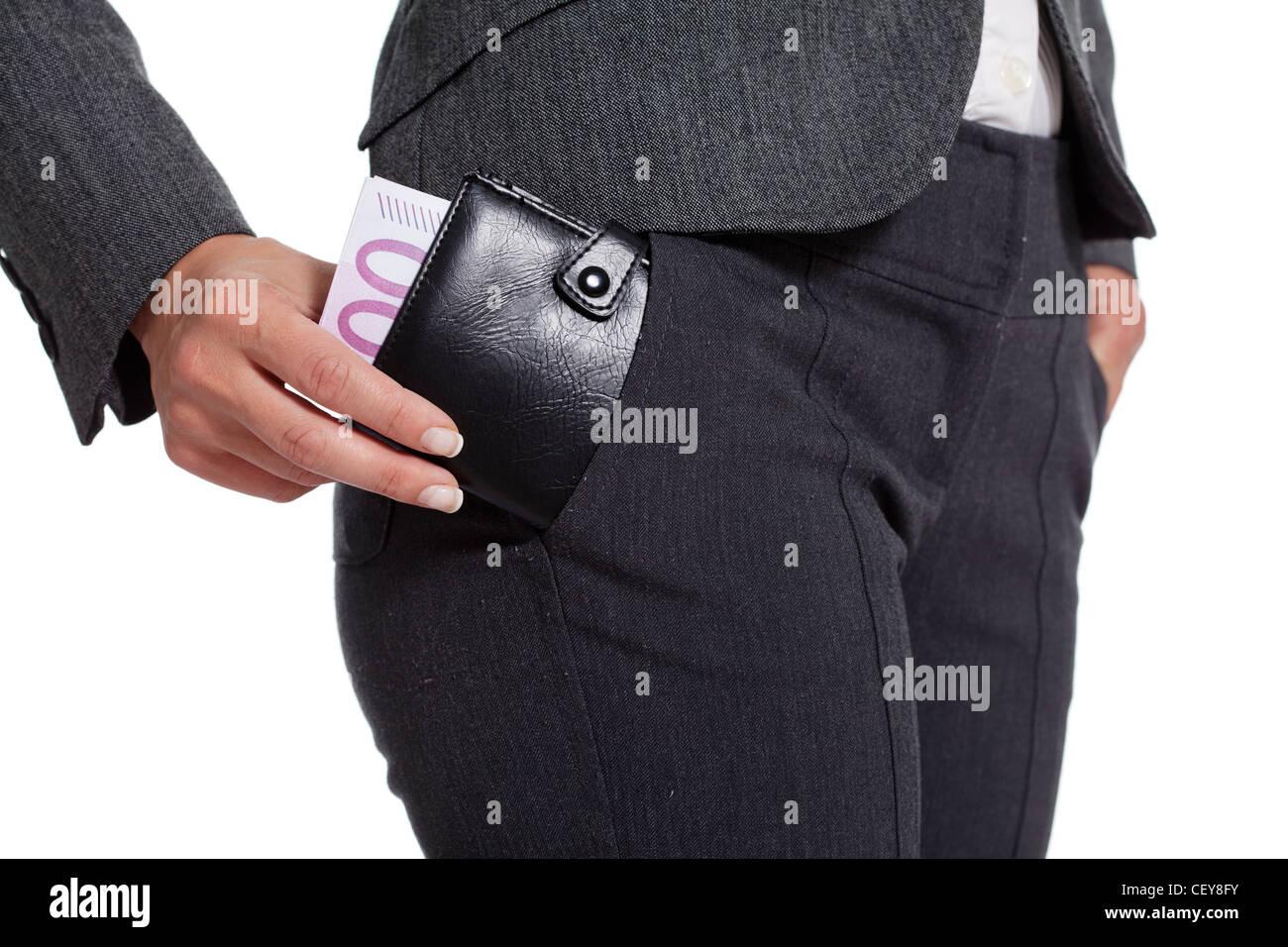 euro concept - Stock Image