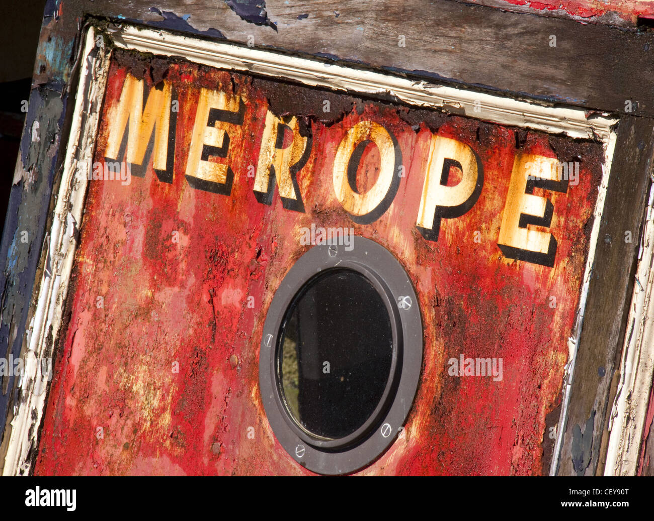 Merope,decaying,British,canal,boat,red,Ellesmere,Port,Cheshire,Great,Britain,British,Bridgewater,canal,museum,England,UK,United,Kingdom,interesting,decayed,disrepair,gotonysmith,Buy Pictures of,Buy Images Of