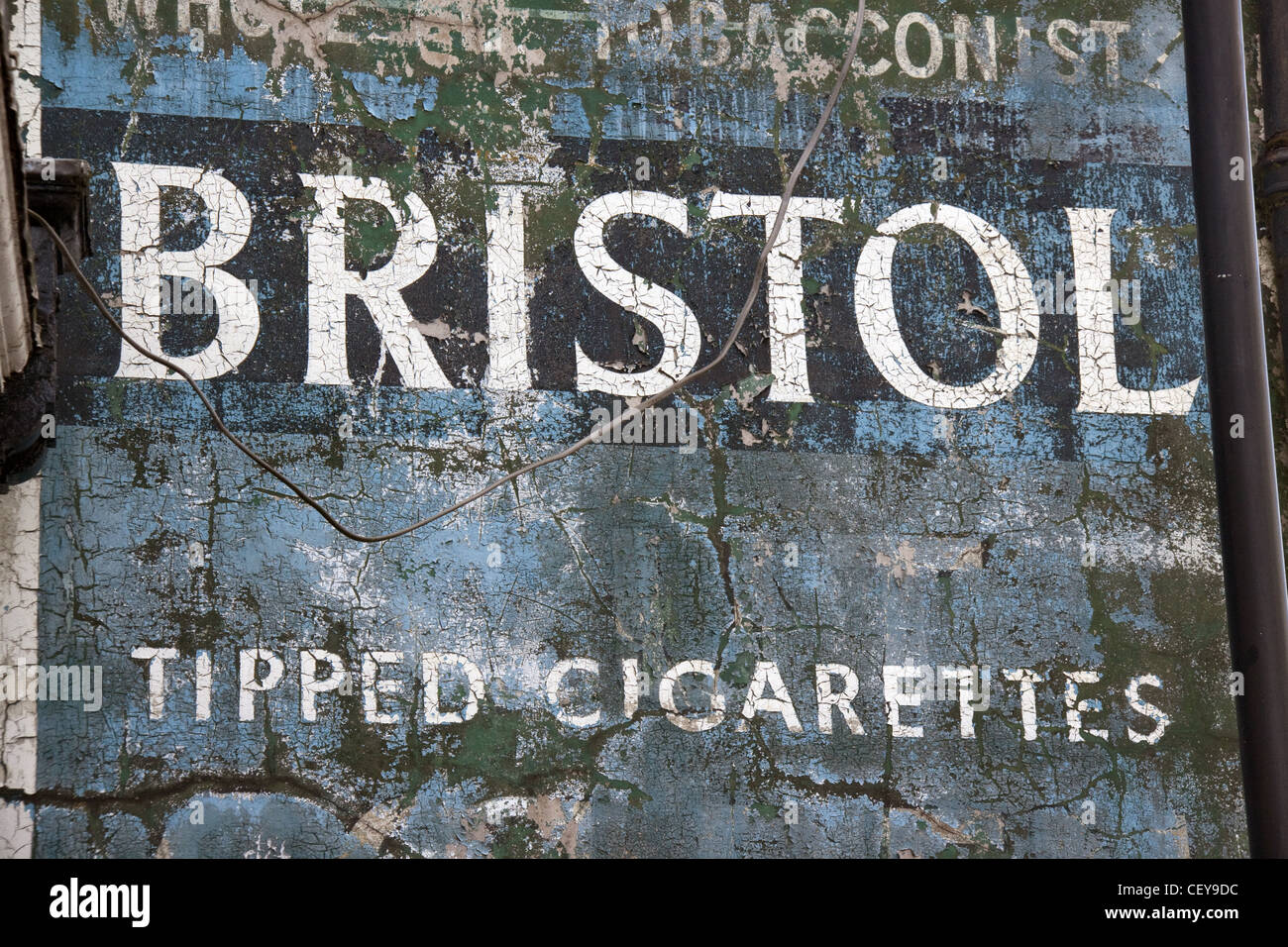 Bristol,Tipped,Cigarettes,wall,historic,advertisement,from,Witton,Street,Northwich,Cheshire,West,and,Chester,England,CW9,5QU,W.D.,&,H.O.,Wills,was,a,British,tobacco,importer,and,cigarette,manufacturer,formed,in,Bristol,England.,It,was,one,of,the,founding,companies,of,Imperial,Tobacco,CW95QU,historic history old,gotonysmith,Buy Pictures of,Buy Images Of