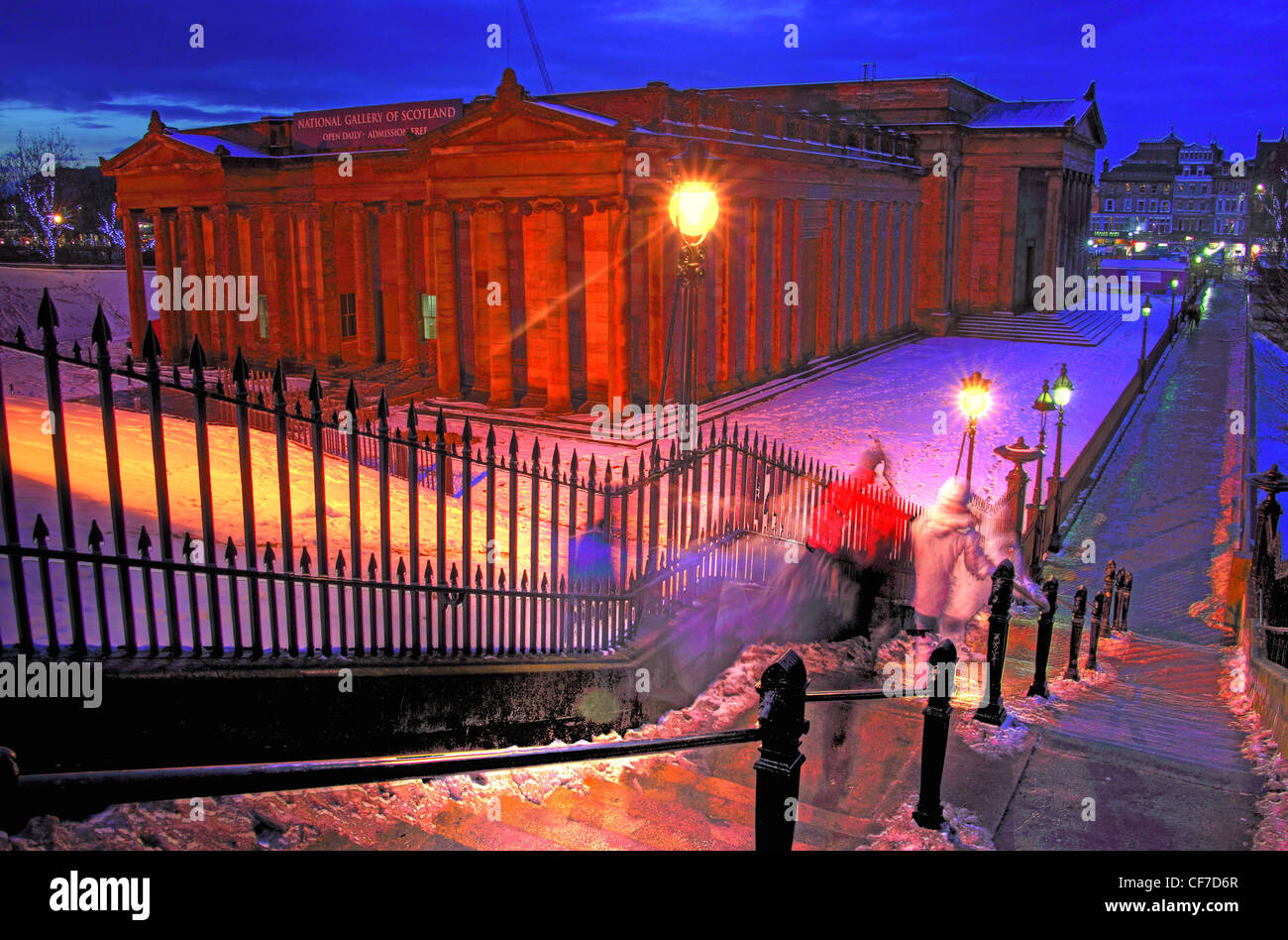 Playfair steps at night,Edinburgh,City,Centre,Lothians,Scotland,UK,GB,Great,Britain,winter,snow,ice,icy,cold,winter,Playfair,Steps,between,the,Mound,and,Princes,Street,gotonysmith,evening,light,Museum,of,Scotland,Gallery,blue,hour,Ecose,Ecosse,Dùn,Èideann,Dun,Eideann,LEcosse,Edimbourg,Schotland,Schottland,La,Scozia,Edimburgo,Escocia,Edimburgo,scottish,independance,independence,home,rule,devolution,parliament,SNP,national,party,@Hotpixuk,gotonysmith,Edinburg,dusk,art,Tour,tourist,tourism,tourist,attraction,Buy Pictures of,Buy Images Of,national gallery,edinburgh national,edinburgh national galleries,Tourist Attraction