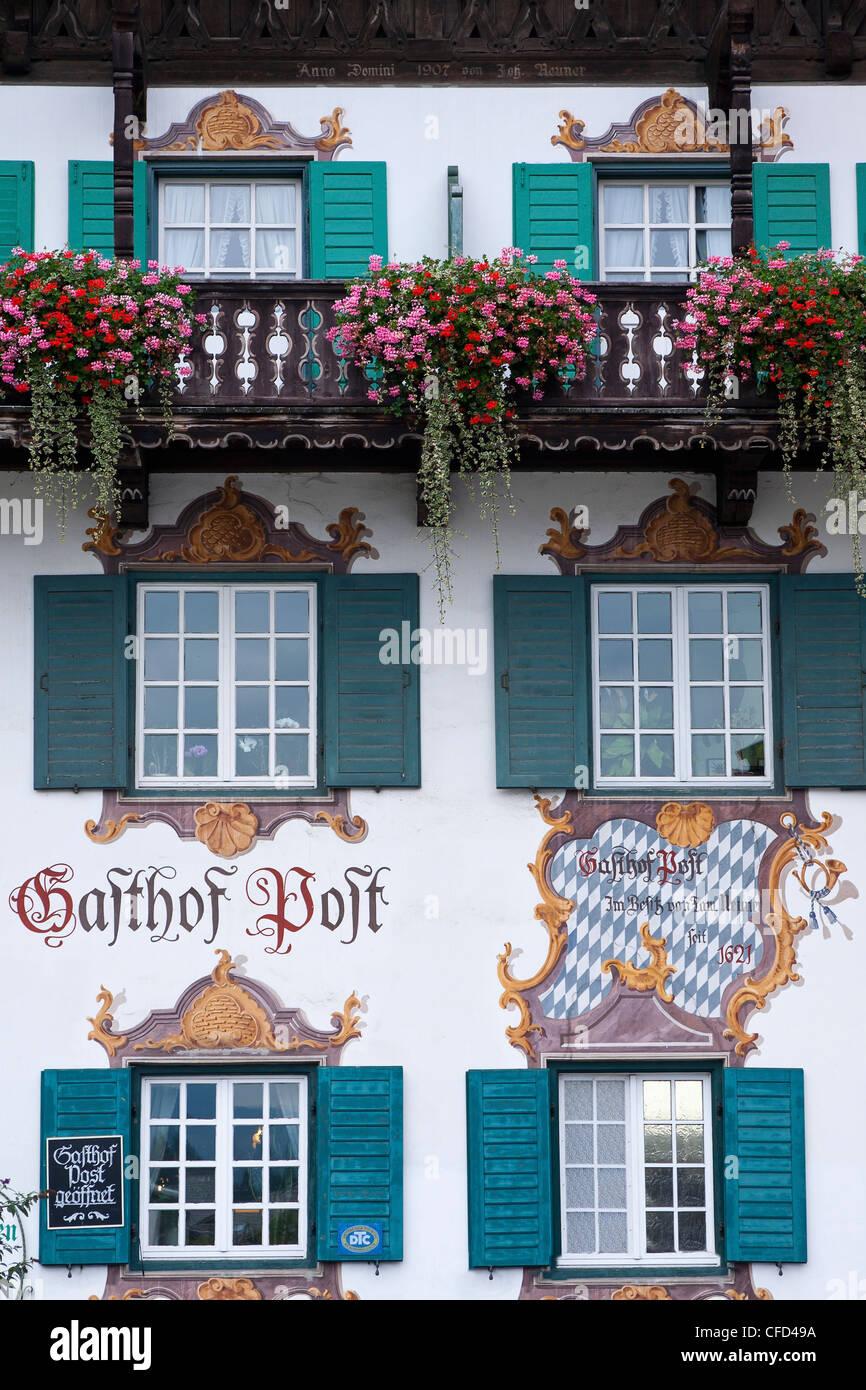 Hotel Post In Wallgau