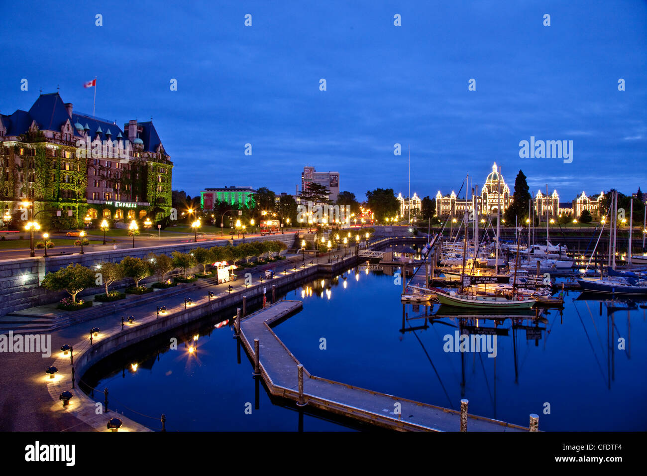 Victoria Harbour Hotels Bc