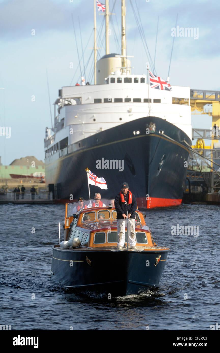 us navy escorts hmy britannia