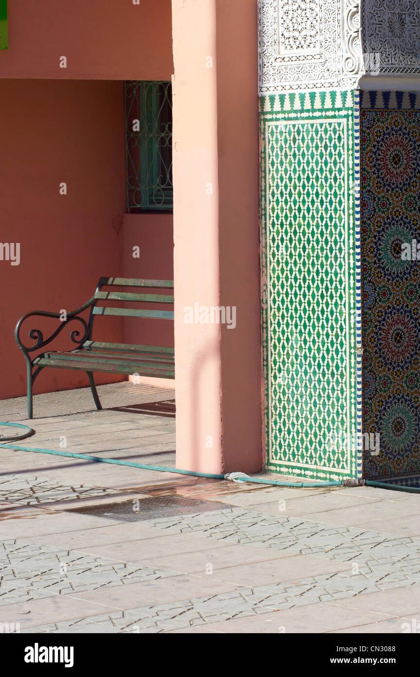 Marrakech, Morocco - Stock Image