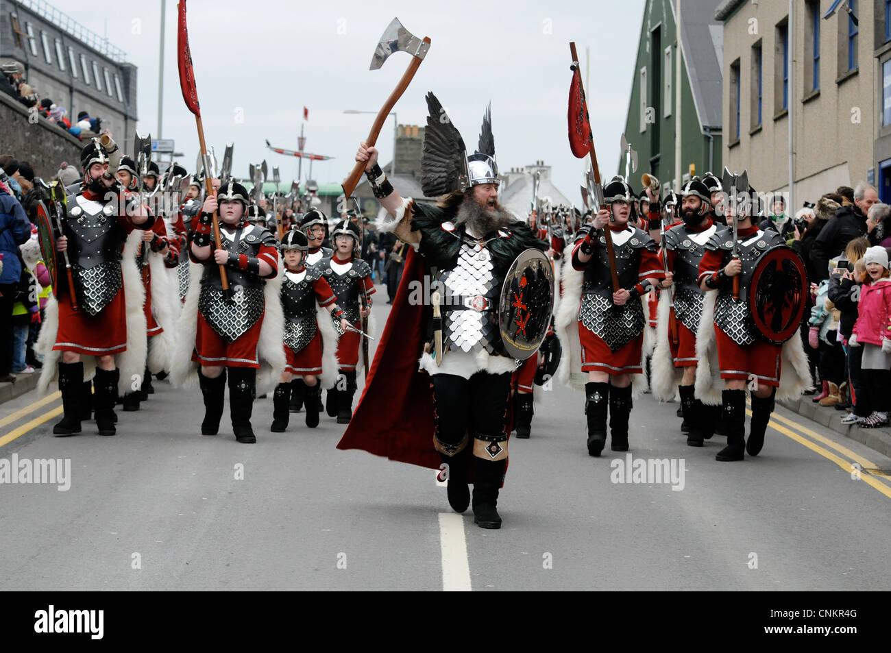 up-helly-aa-fire-festival-shetland-lerwick-2012-CNKR4G.jpg