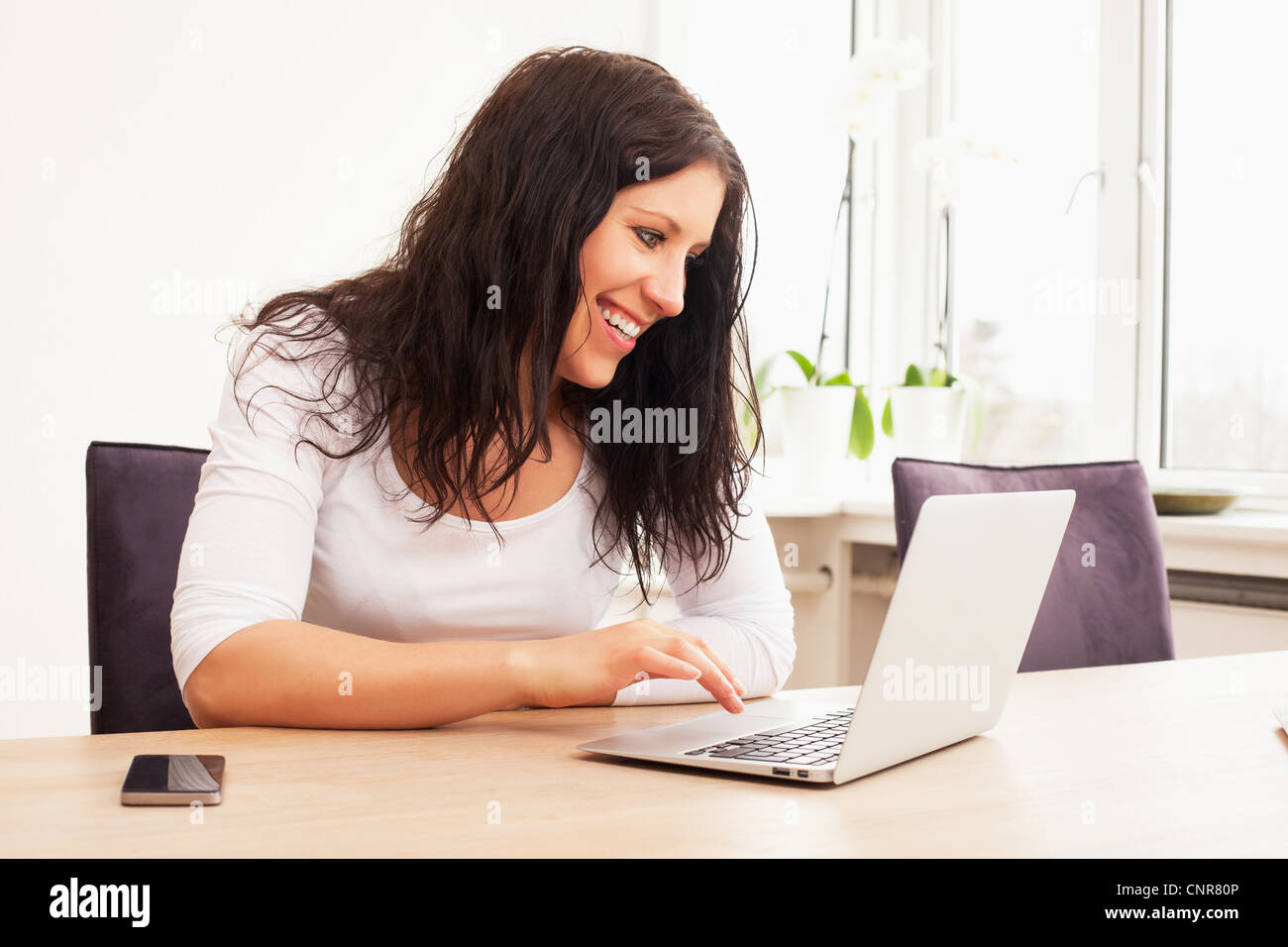 online female chatting