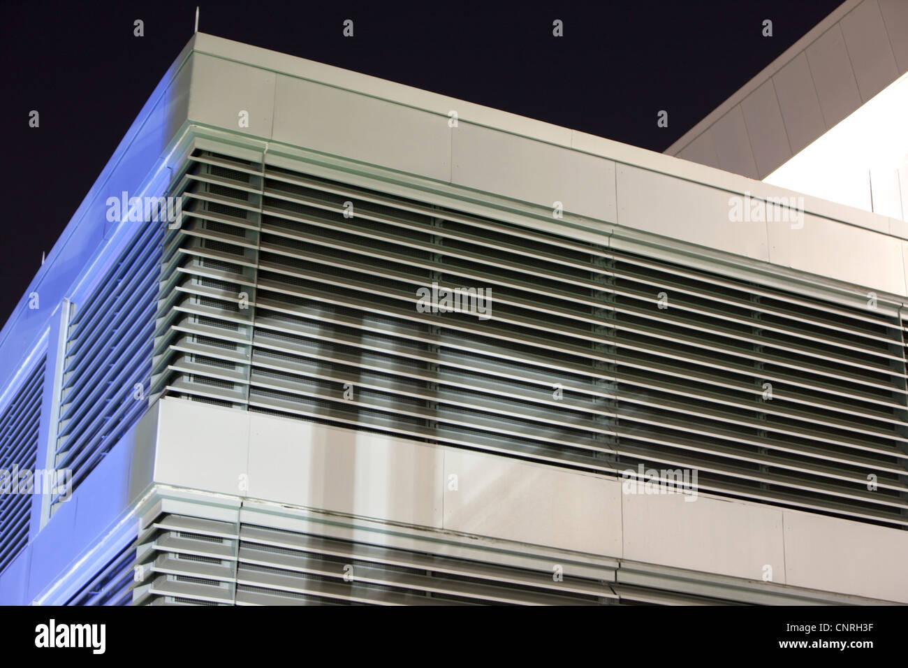 Building exterior - Stock Image