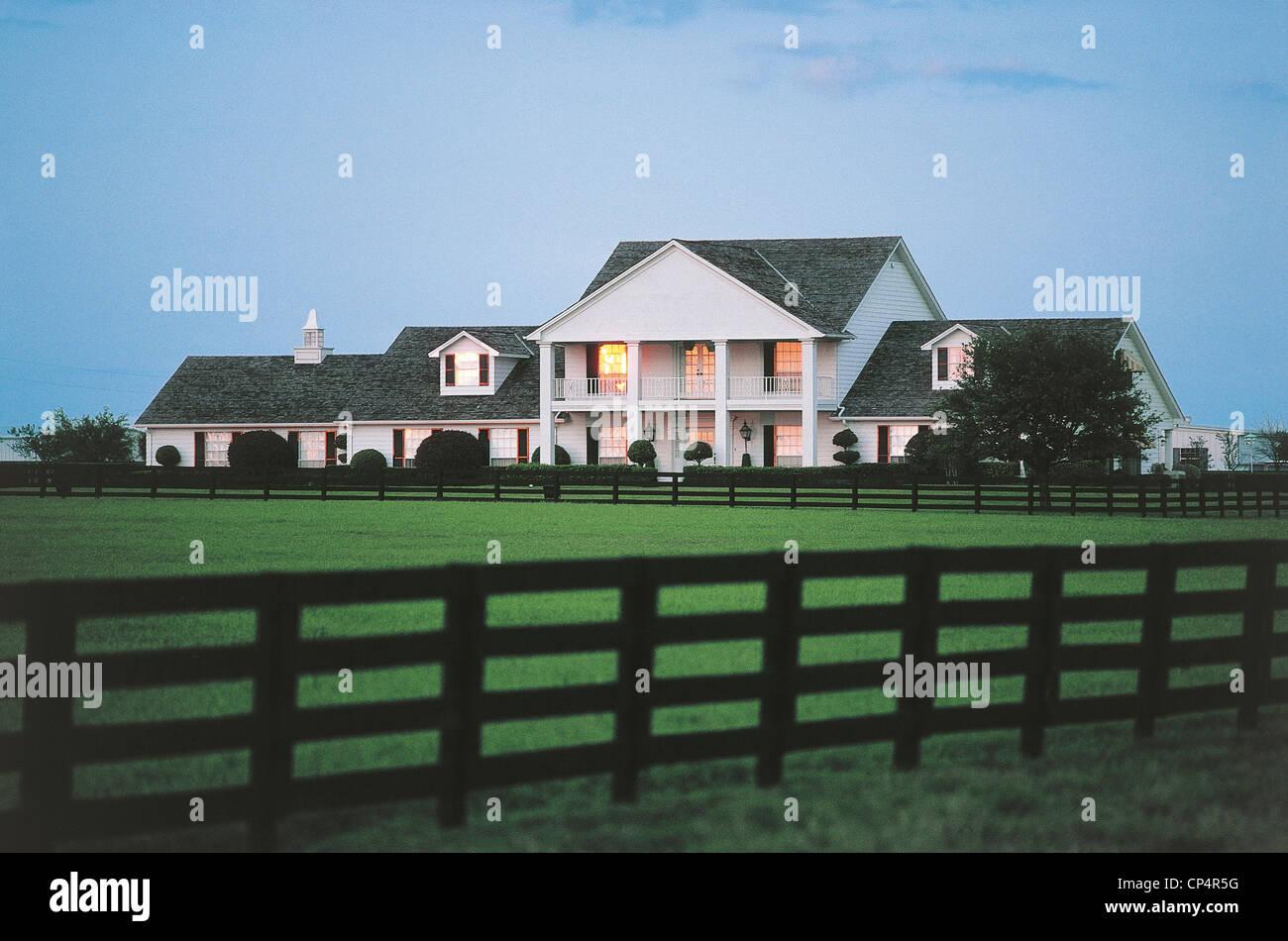 Southfork Ranch Dallas Southfork Stock Photos Amp Southfork Stock Images Alamy