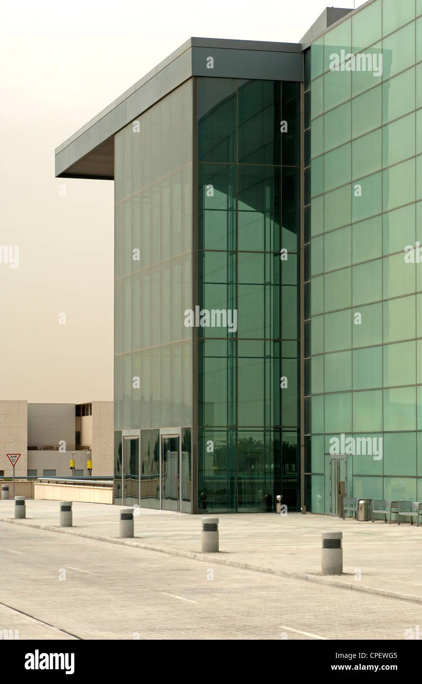 Qatar National Convention Centre, QNCC, Doha, Qatar - Stock Image