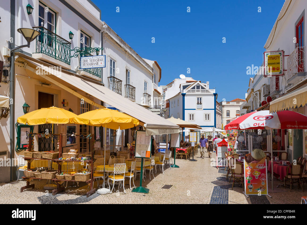 Beach And Shopping Holiday In Portugal