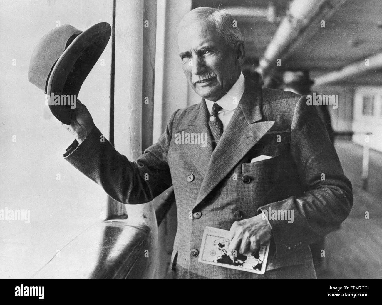 James Barry Munnick Hertzog, 1937 - Stock Image