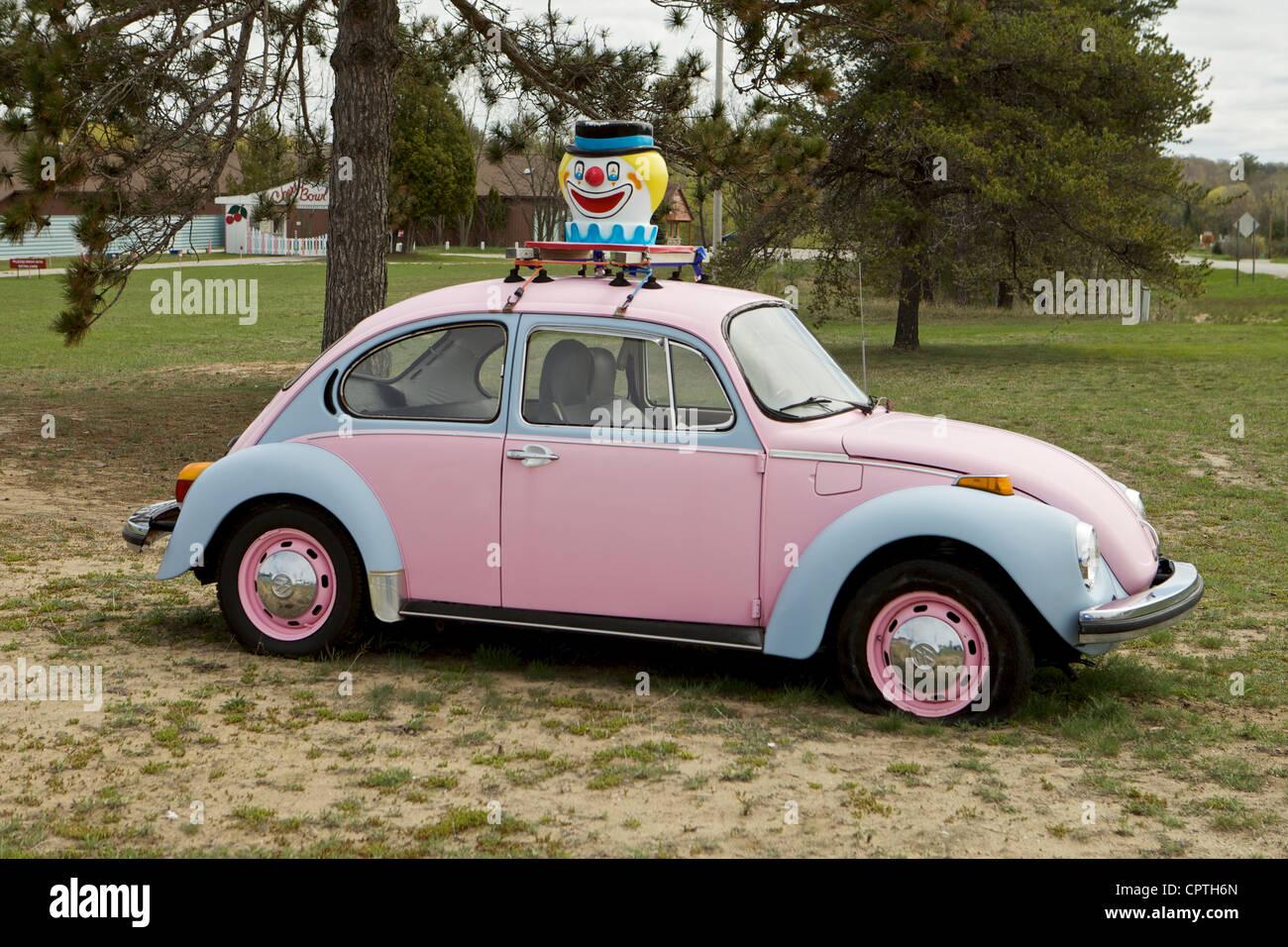 clown car stock  clown car stock images alamy