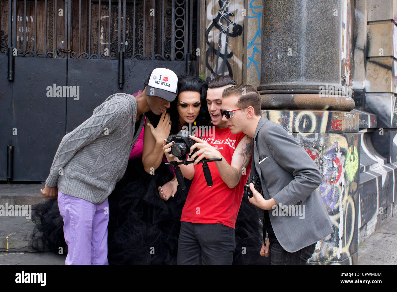 a-video-team-reviewing-a-fashion-shoot-w
