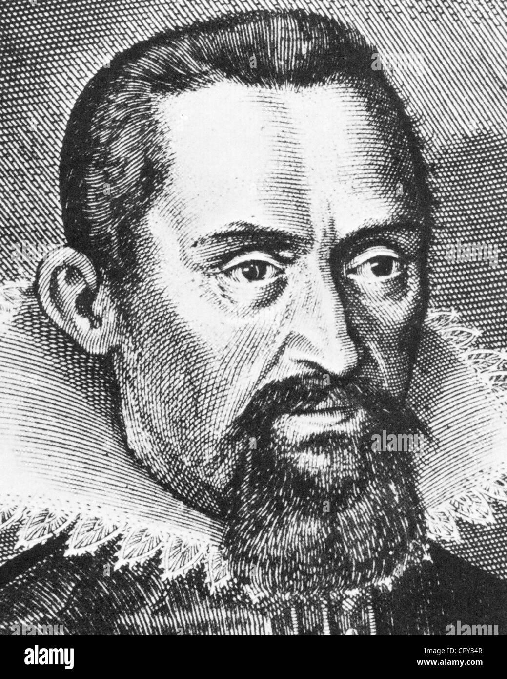 johannes kepler mathematician