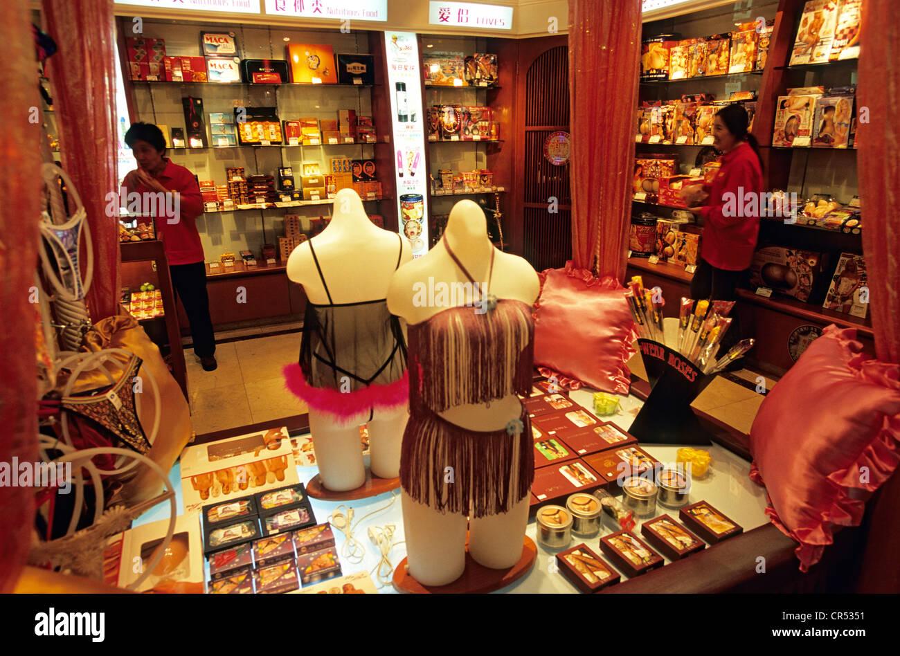 Sex shop shanghai