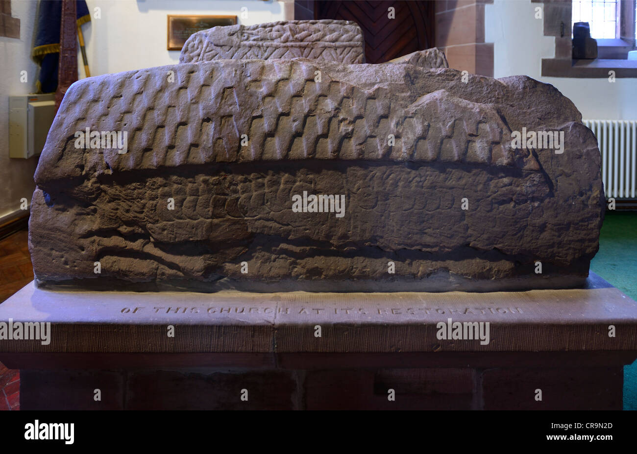 the-warriors-tomb-viking-hogback-tombstone-church-of-saint-mary-gosforth-CR9N2D.jpg