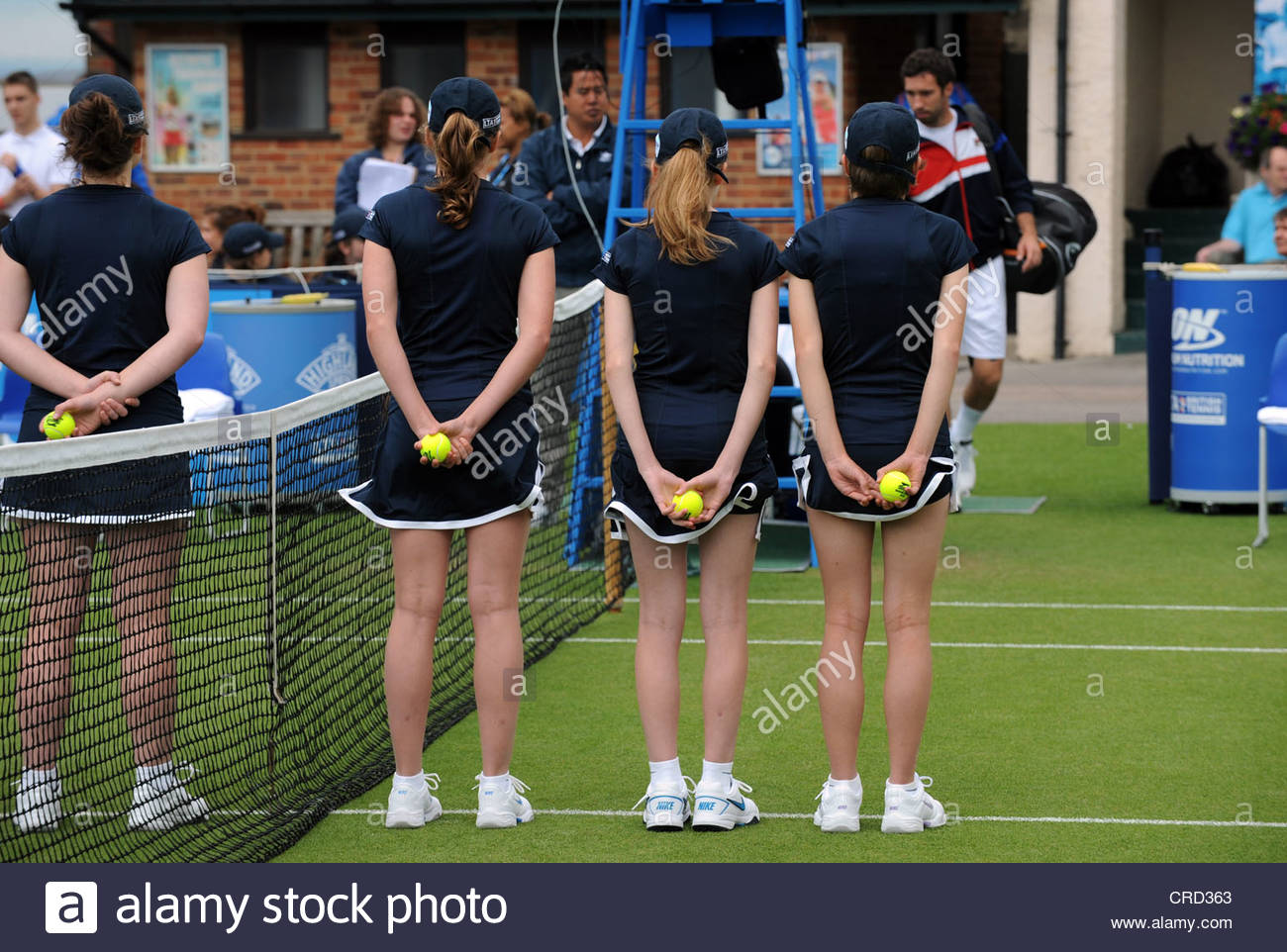 ball girls This is the most amazing thing ever this feature is not available right now please try again later.