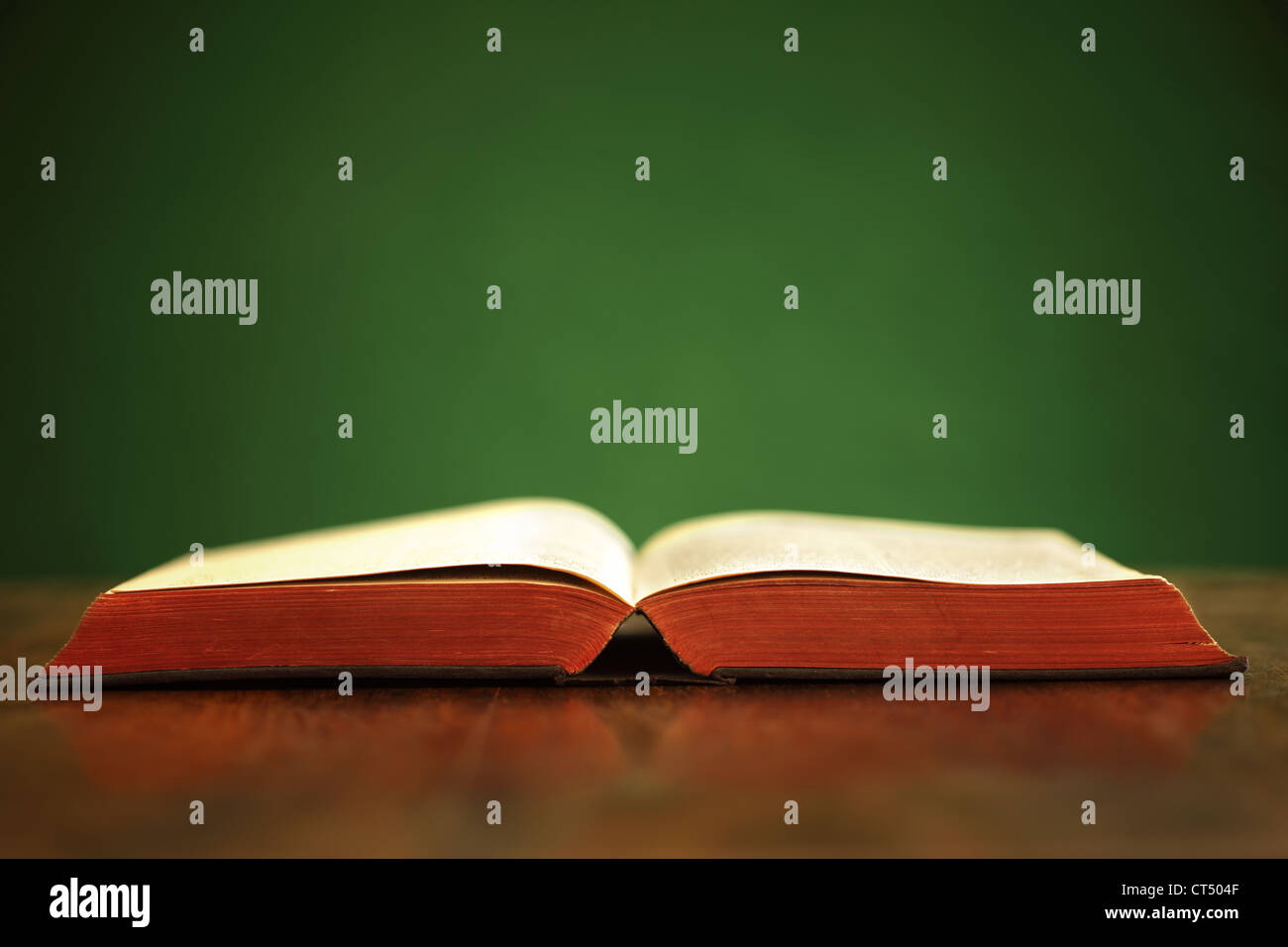 Holy Bible - Stock Image
