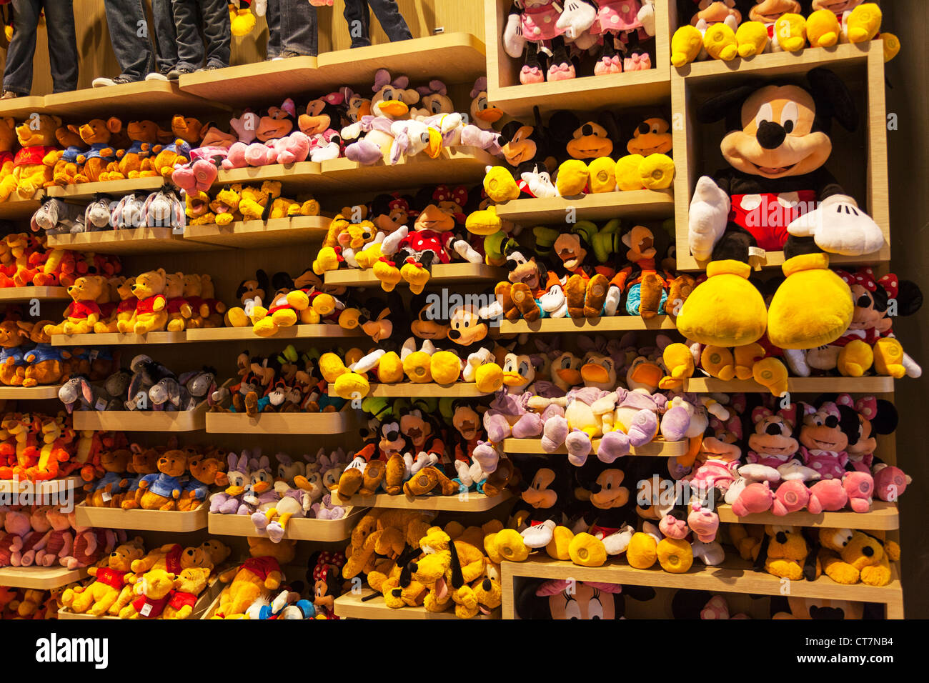 Disney Characters Stock Photos Amp Disney Characters Stock