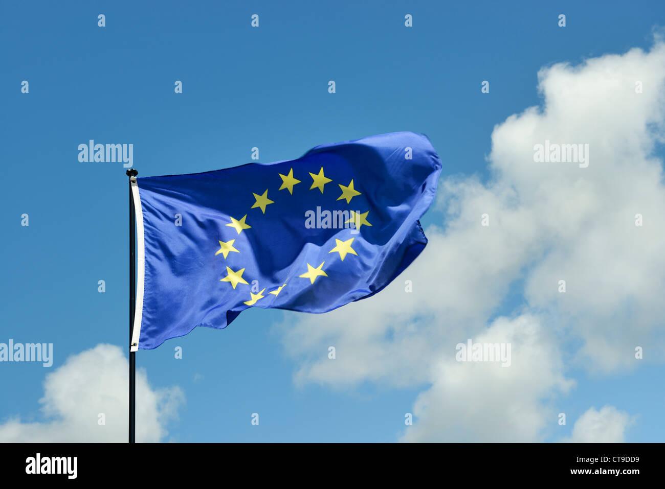 EU European FlagStock Photo