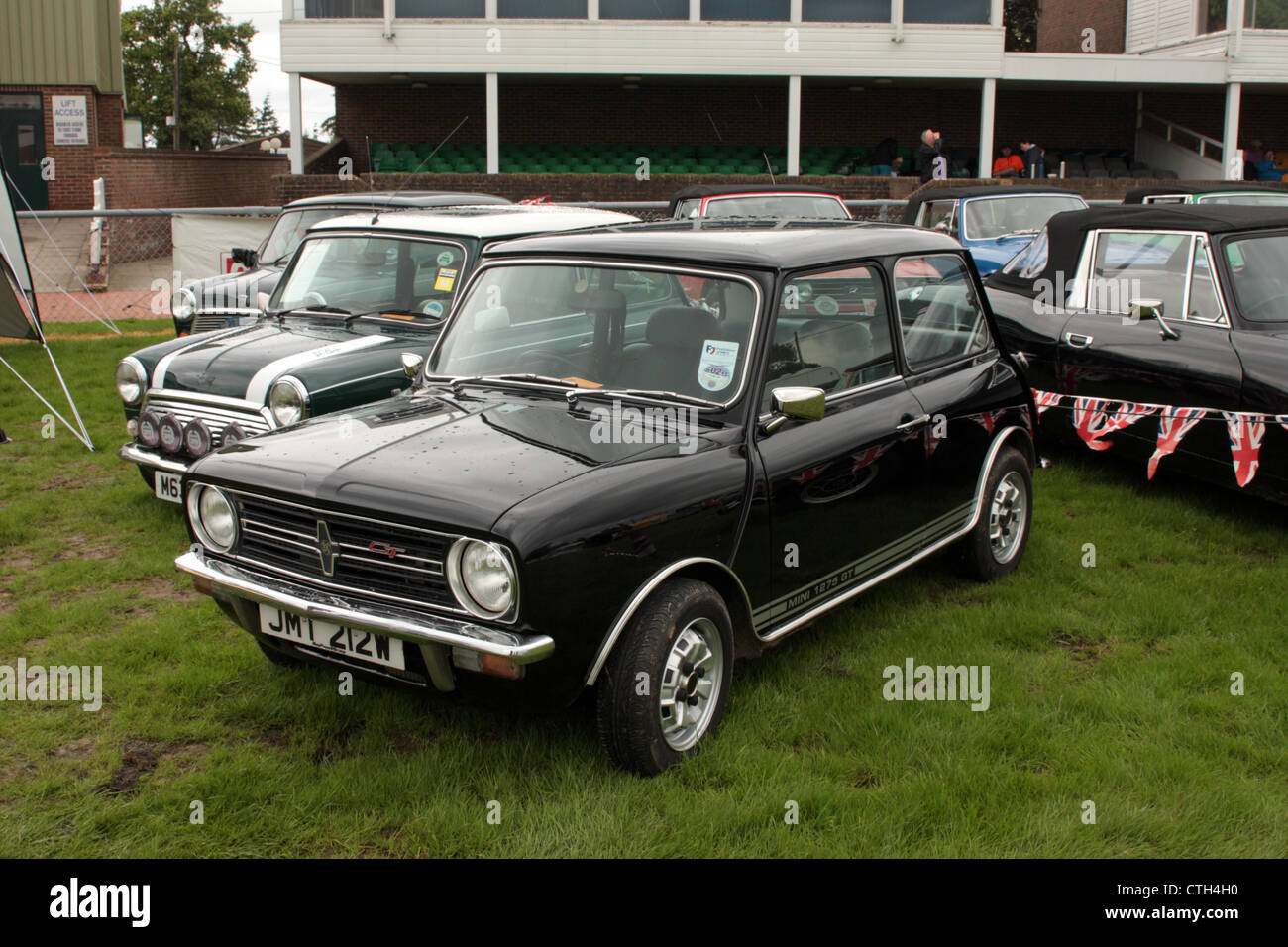 British Leyland Mini 1275GT - Stock Image