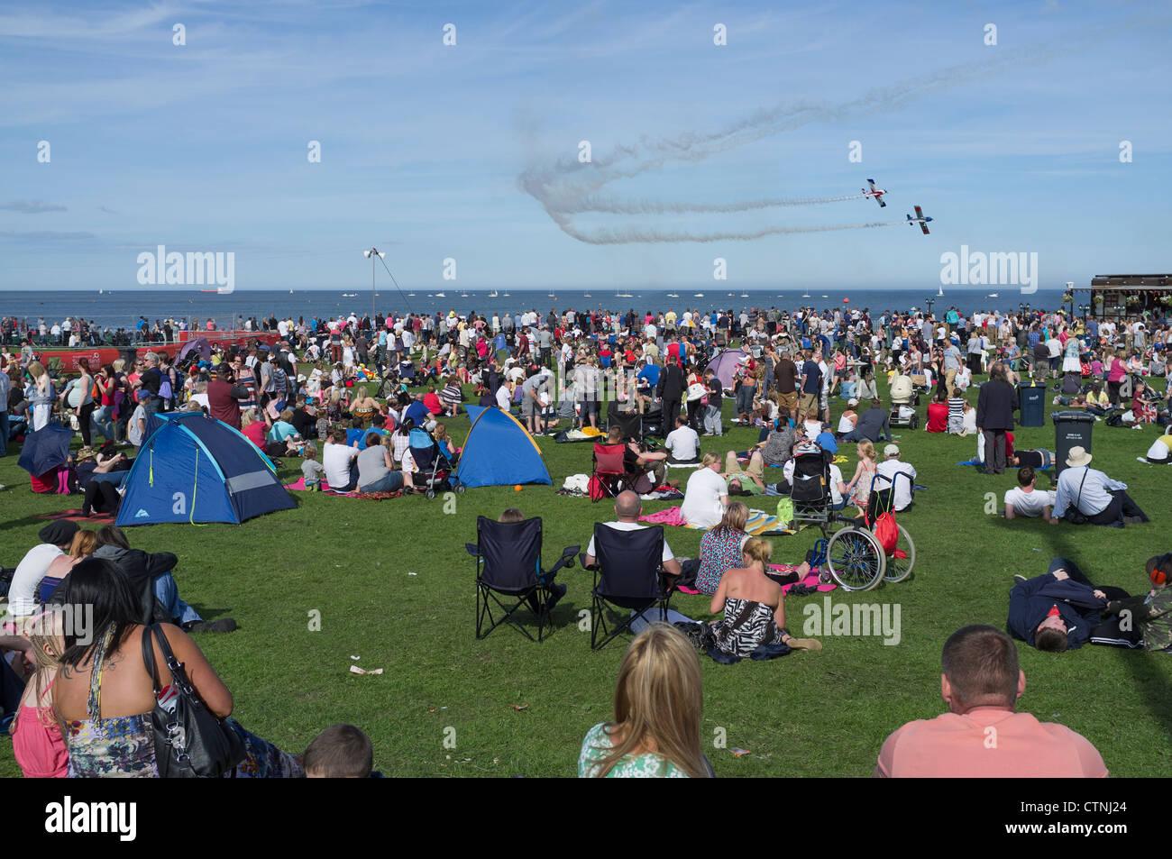 Sunderland International Airshow - Stock Image