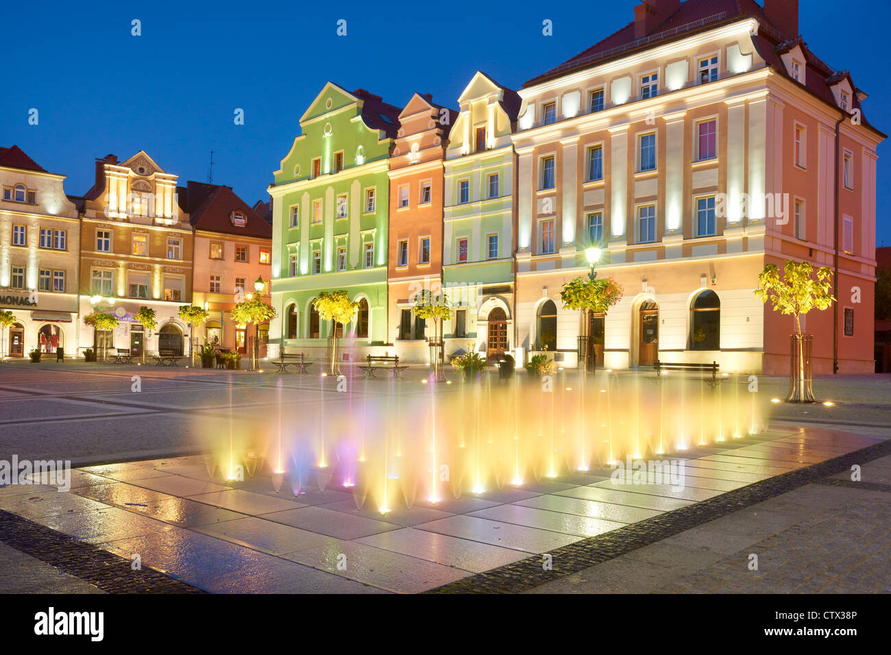 Boleslawiec, Lower Silesian Voivodeship in southwestern Poland, Poland, Europe - Stock Image