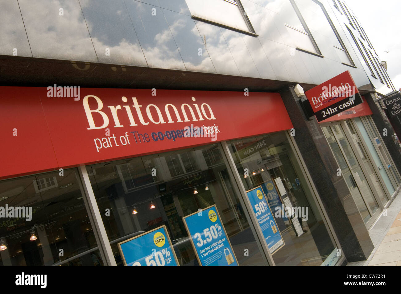 Britannia Building Society Wales
