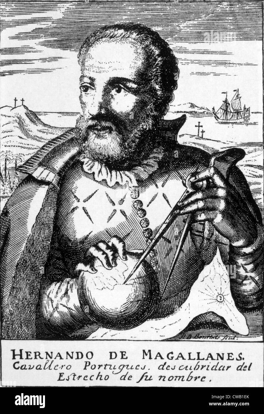 Ferdinand Magellan (1480-1521) - Stock Image