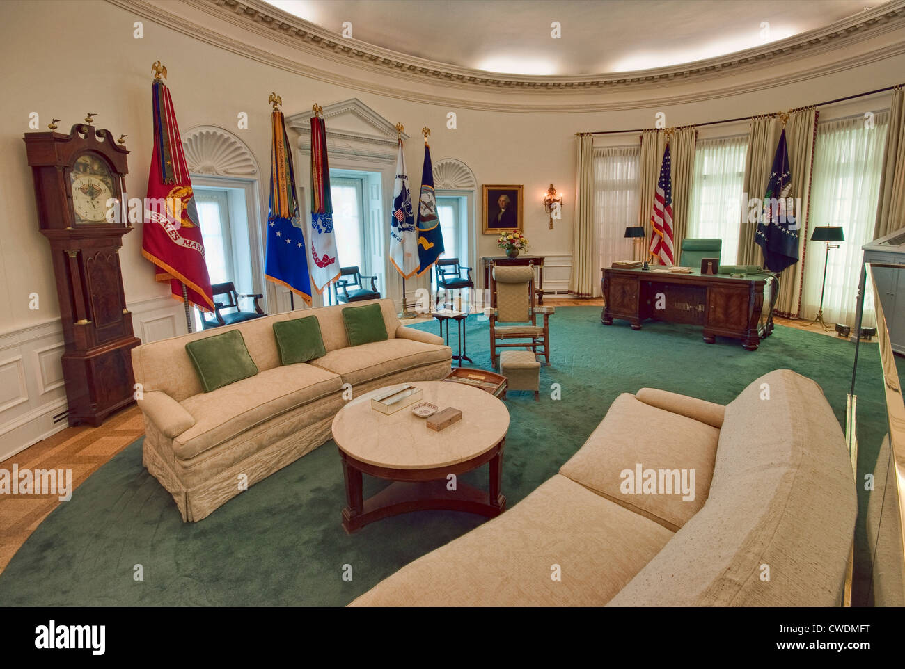 lbj oval office. The Oval Office In White House Replica At Lyndon Baines Johnson Library And Museum (LBJ Library) Austin, Texas, USA Lbj T