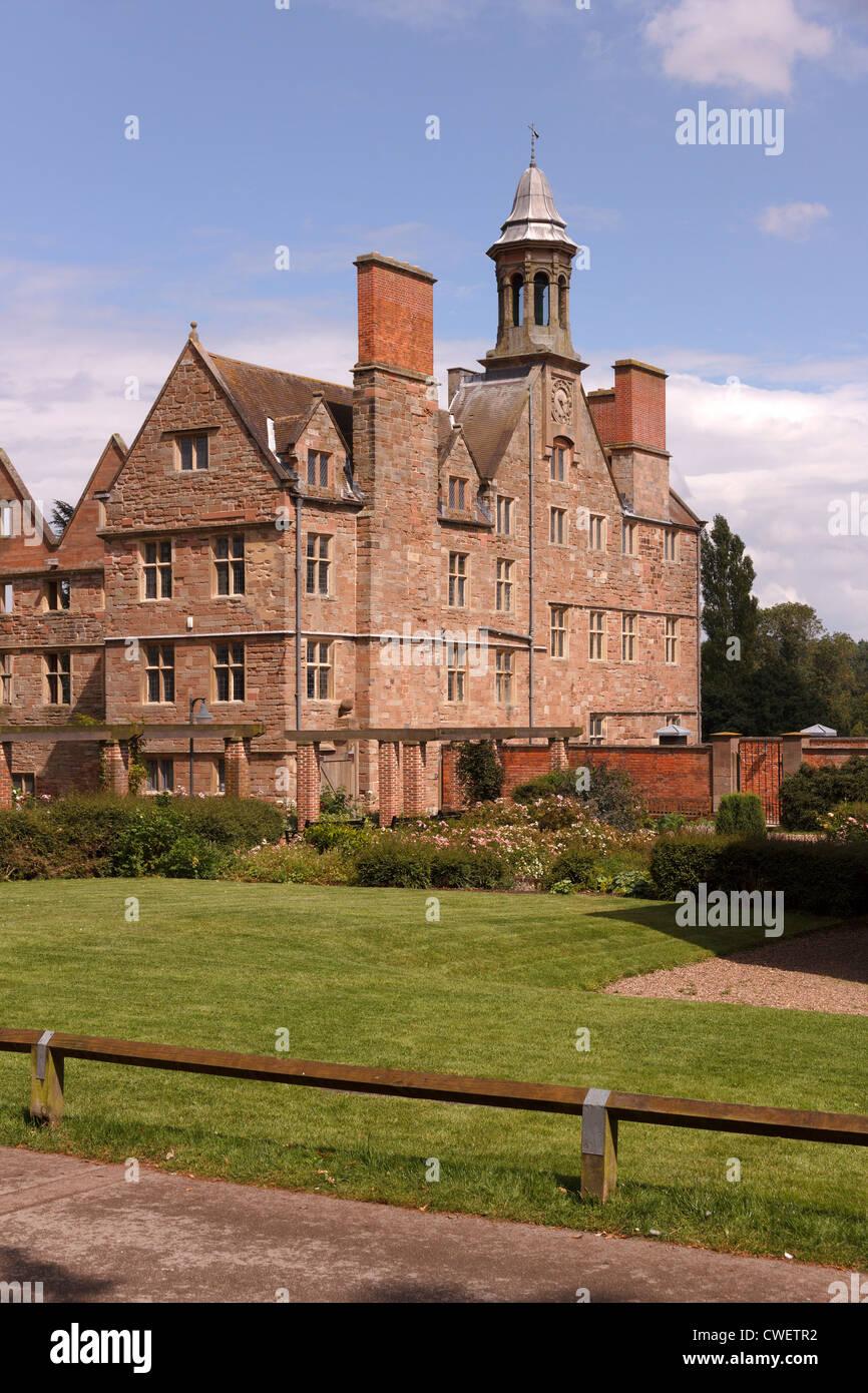 Rufford Abbey, Ollerton, Nottinghamshire, England, UK - Stock Image
