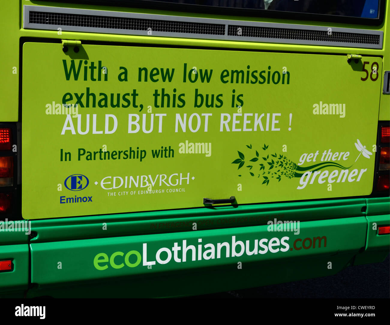auld-but-not-reekie-!-slogan-on-edinburgh-bus-CWEYRD.jpg