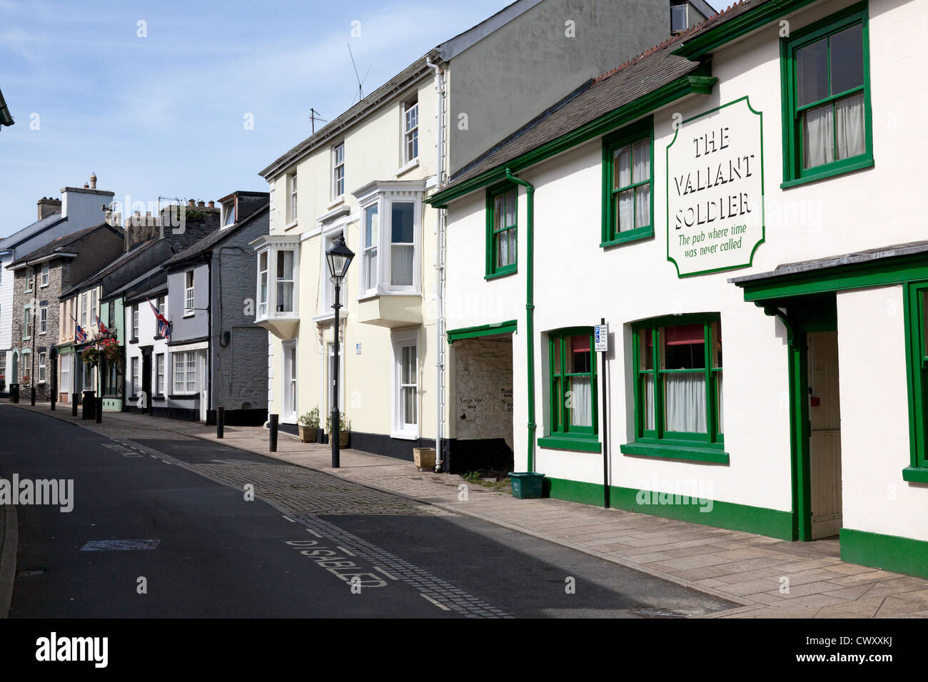 the-valiant-soldier-pub-buckfastleigh-devon-CWXXKJ.jpg