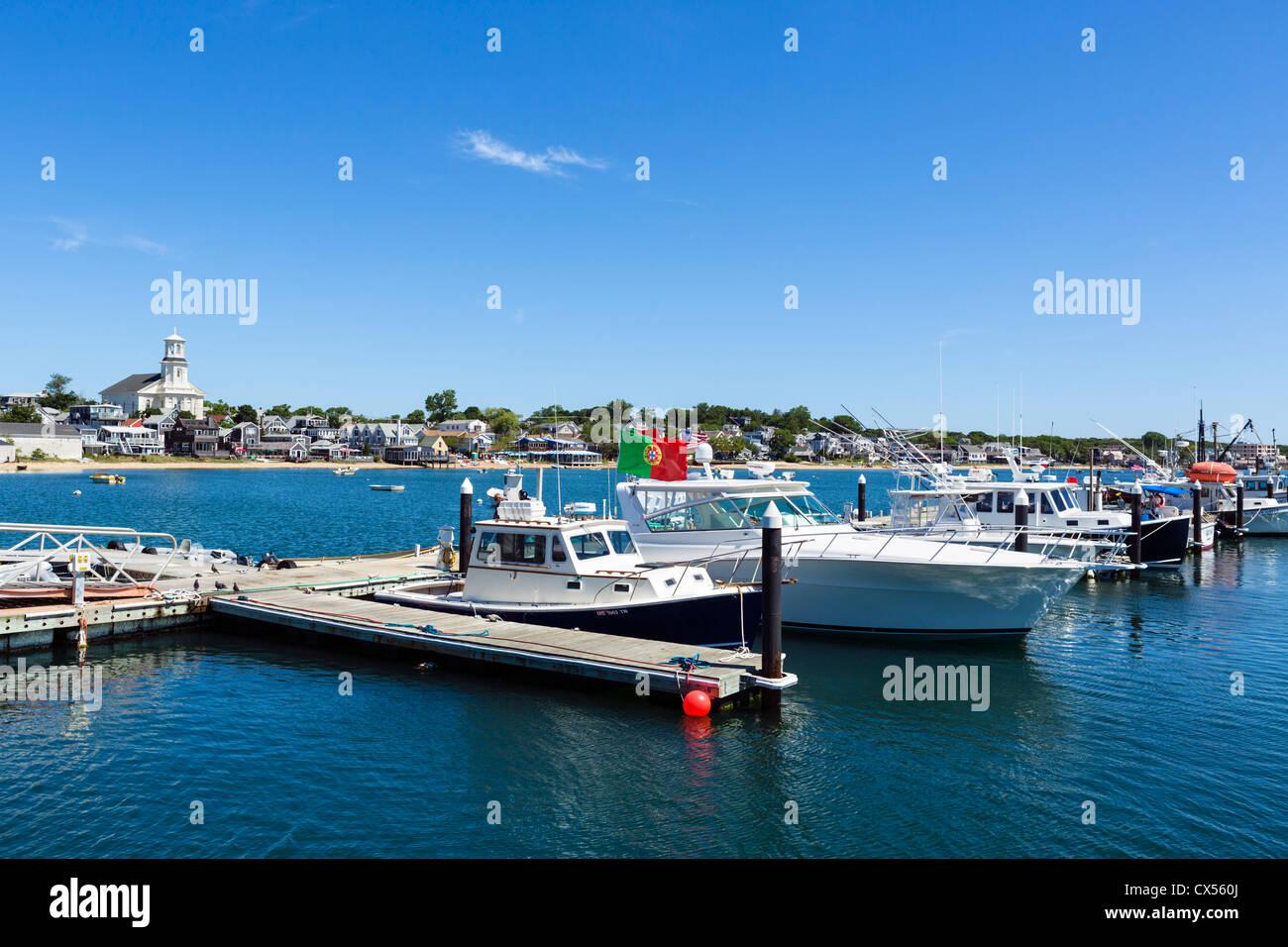 Provincetown Pier Stock Photos & Provincetown Pier Stock Images - Alamy