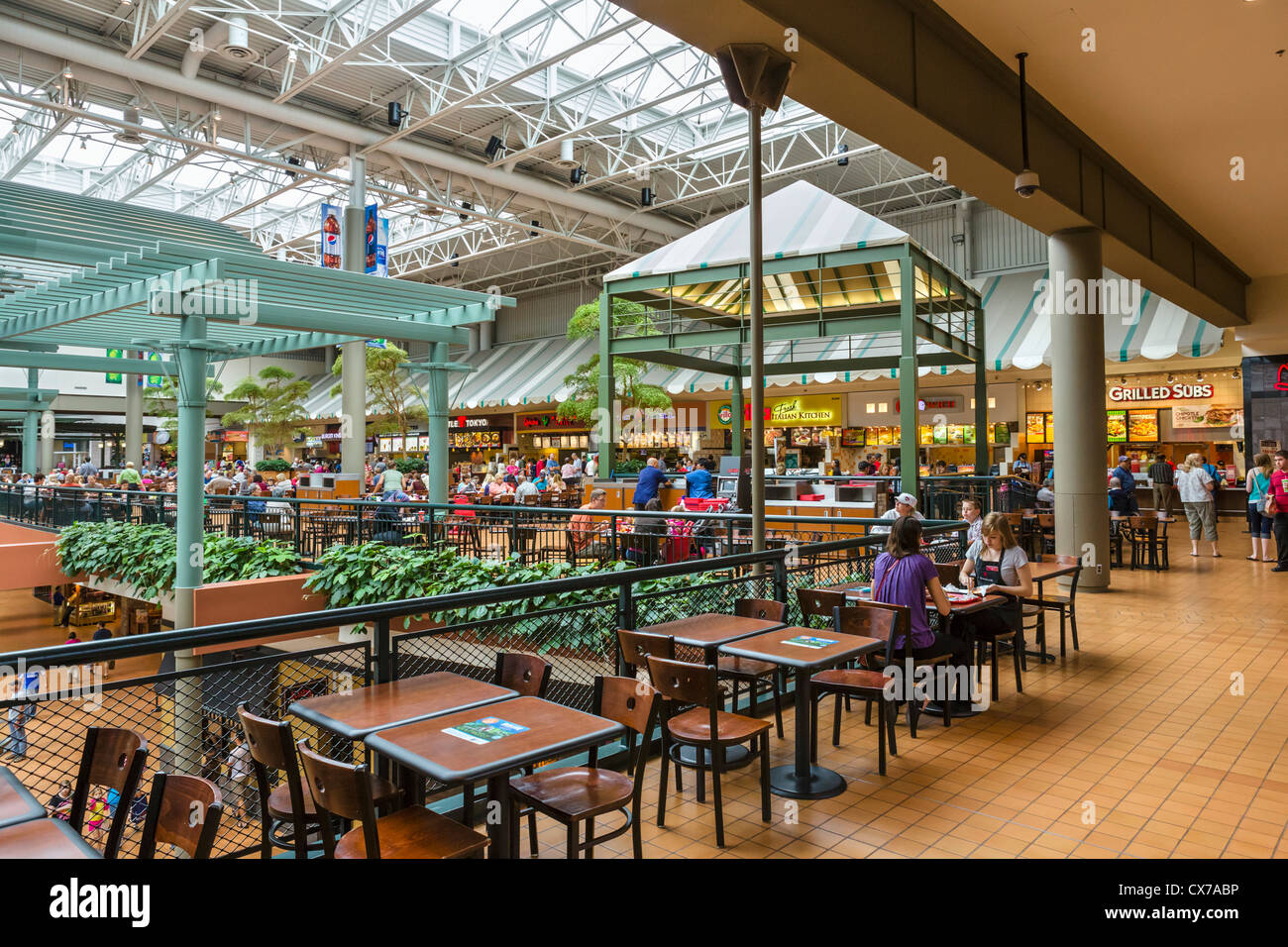 Largest Food Court In America