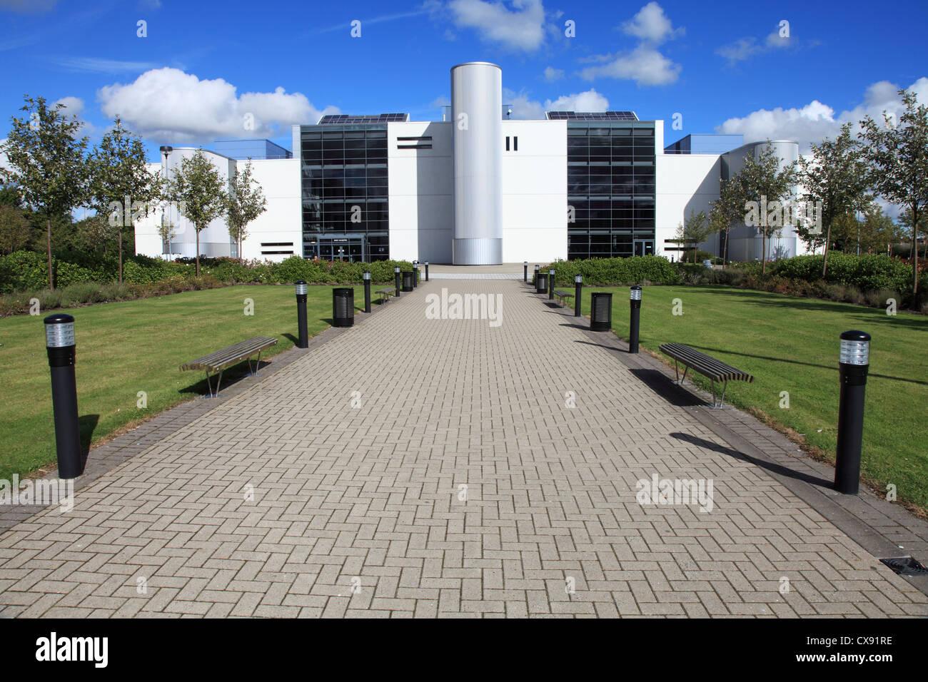 new-college-durham-framwellgate-moor-cam