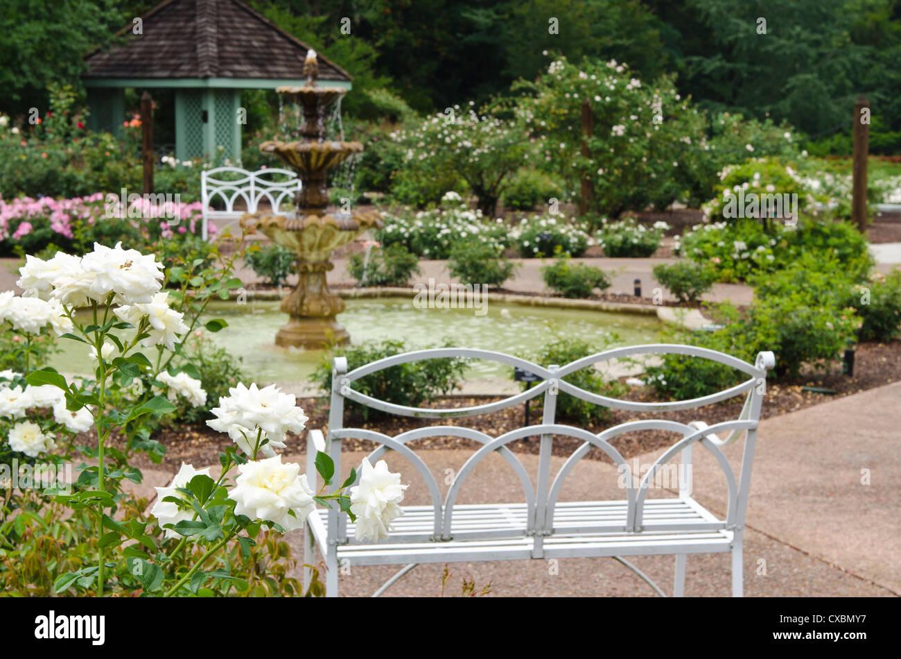 Harry P. Leu Gardens, Orlando, Florida, United States of America, North America - Stock Image