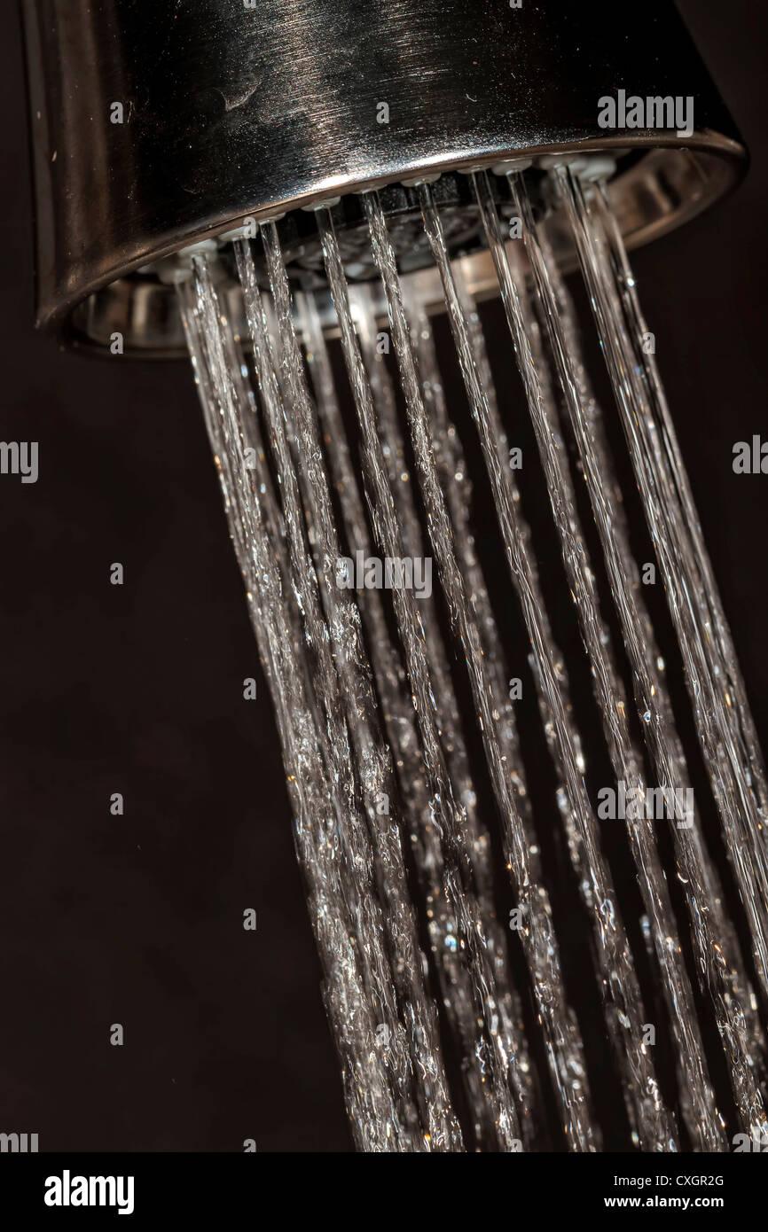 Water Spray - Stock Image